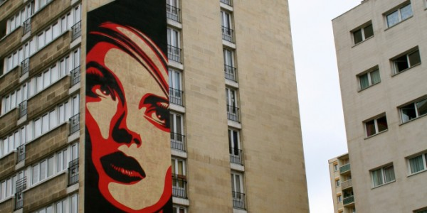 Paris Street-Art retrospective  of 2012