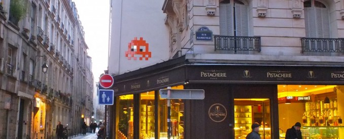 Space Invader – The world has been invaded!!!