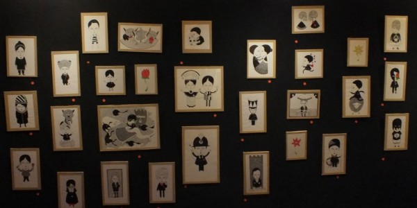 Fred Le Chavalier – First Vernissage
