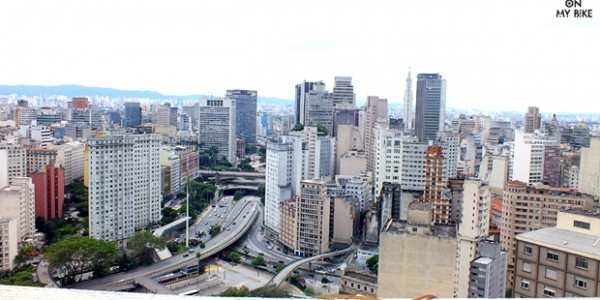 São Paulo bike tour – a great way to get to know the city
