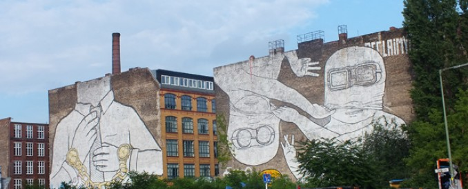 Berlin: The meeting of fashion and urban art
