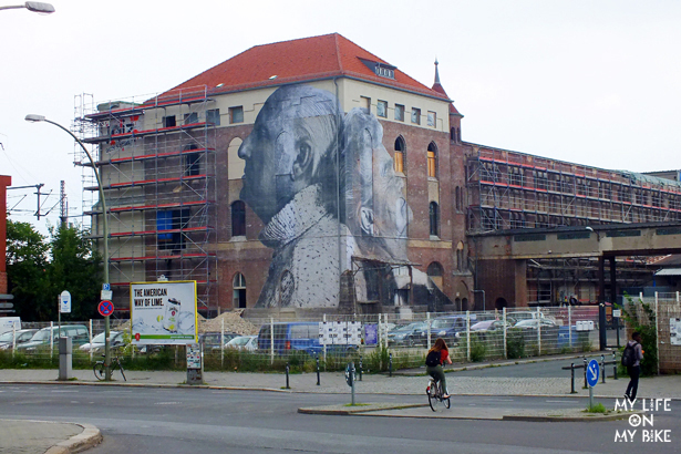 JR - Wrinkles of the city, Berlin, Photo Fernanda Hinke