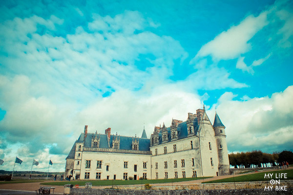 The Castel of Amboise - Photo Fernanda Hinke