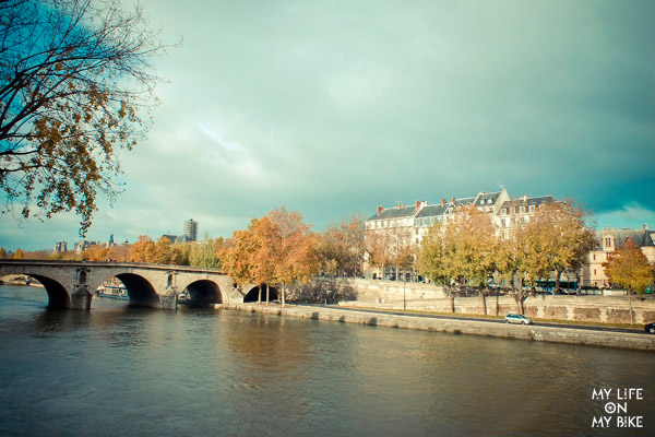 Autumn in Paris - Photo Fernanda Hinke